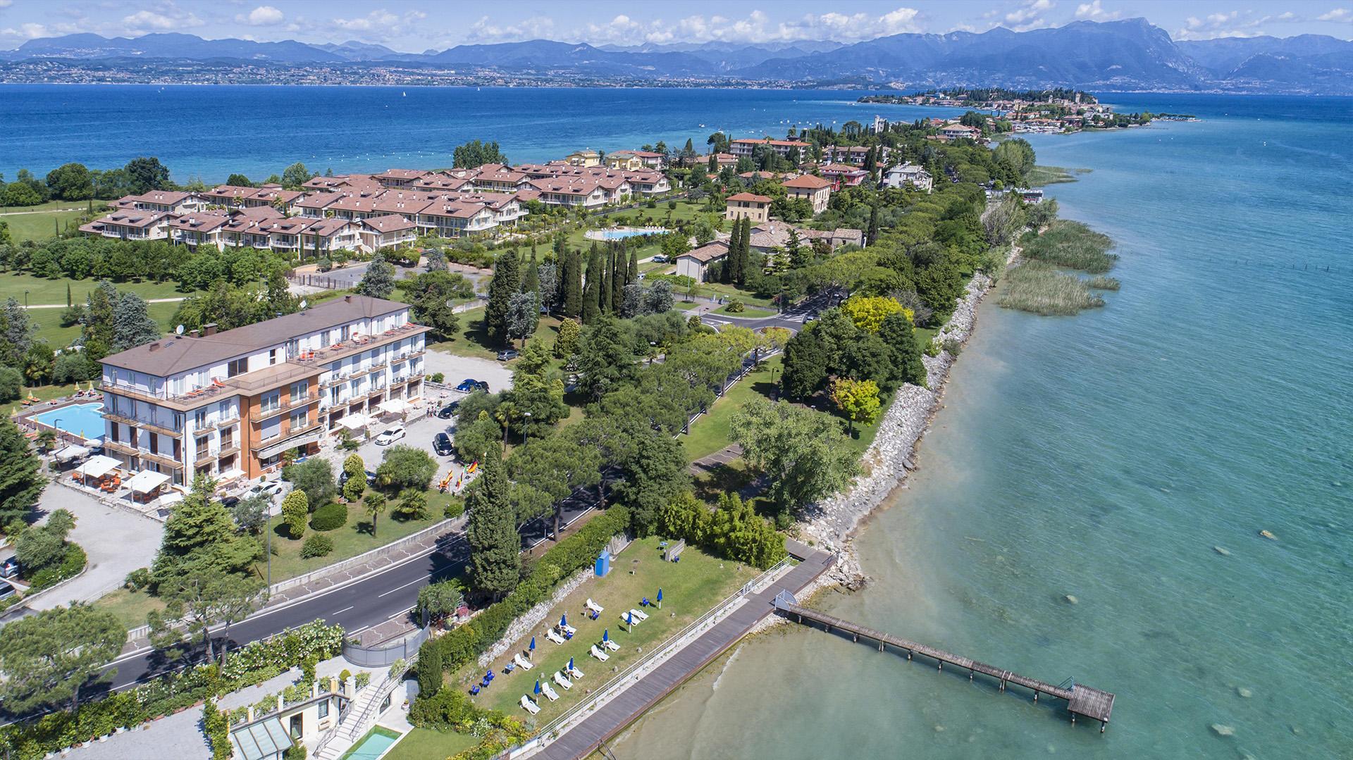 fotografie al volo - servizi fotgrafici con drone per hotel