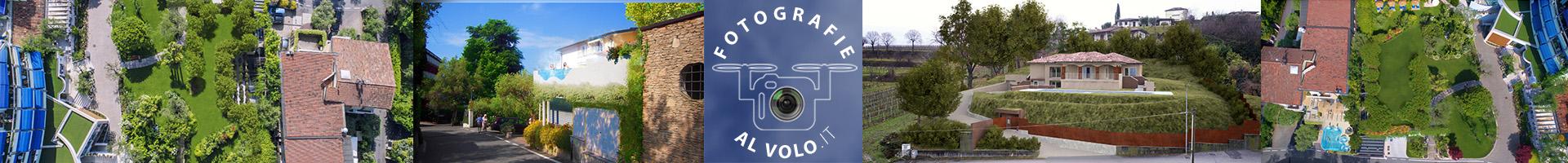Fotografie Al Volo - Inserimenti ambientali con drone